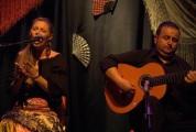 """Cuadro Flamenco """"Sol de Baté"""" @ Teatro Apolo"""