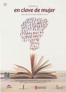"""Exposición: """"Literatura en clave de mujer Diez escritoras de Castilla y León, en la Casa de Igualdad"""" @ Casa de Igualdad"""