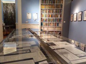 Exposición Miguel Delibes @ Casa de Cultura
